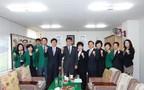 울산지구총재단 본부방문