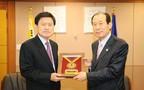 2008년 부산광역시 시장면담