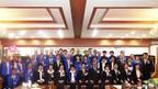 양산팔각회 총재공식방문 행사