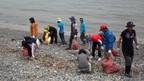 거제지역 4개단위회 자연정화운동