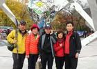 2012년 11월 25 일 (일) 산악회 등산